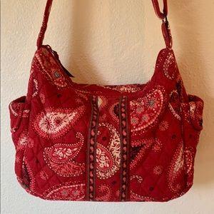 Vera Bradley Shoulder Bag/crossbody • Mesa Red